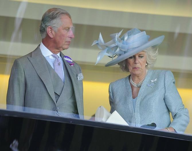 Princ Čarls i Kamila od Kornvola