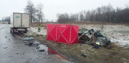 Tragedia w Lubaczowie. 22-latka wpadła w poślizg i zginęła