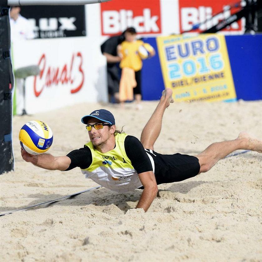 Polscy siatkarze plażowi z medalem ME