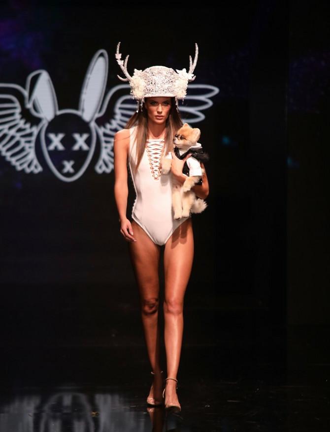 Tamara ne Nedelji mode u Los Anđelesu