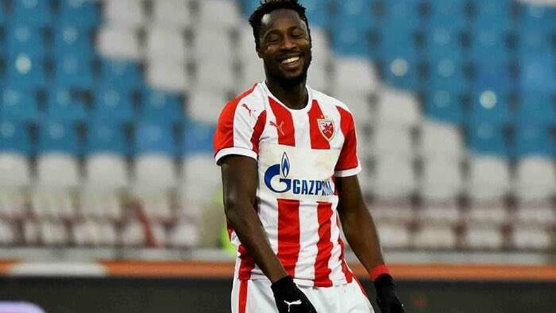 Ghana Black Star's player, Richmond Boakye Yiadom
