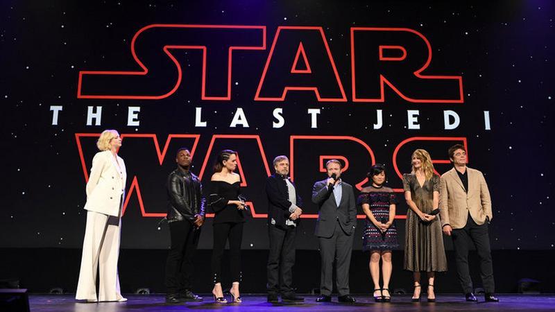 "D23 - ""Gwiezdne wojny"" (fot. Disney)"