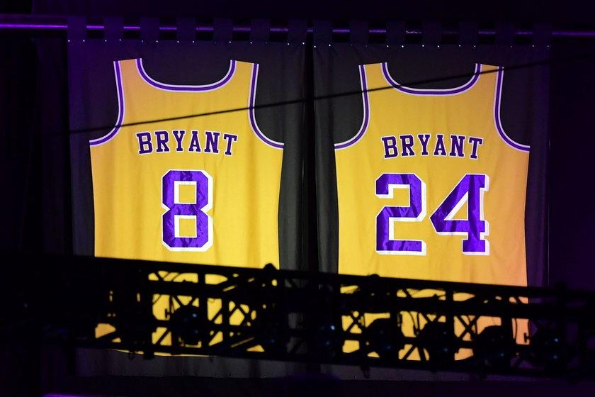 Wzruszające pożegnanie Kobego Bryanta