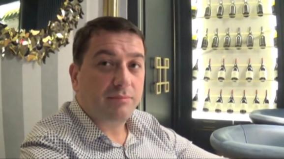 Jaško Međedović, predsednik KK Novi Pazar