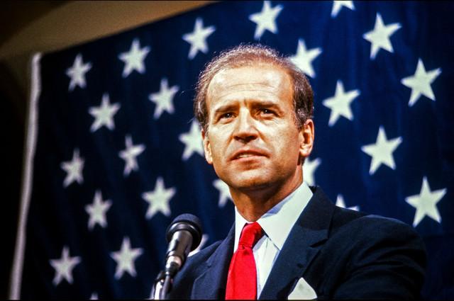 Džo Bajden 1987. godine