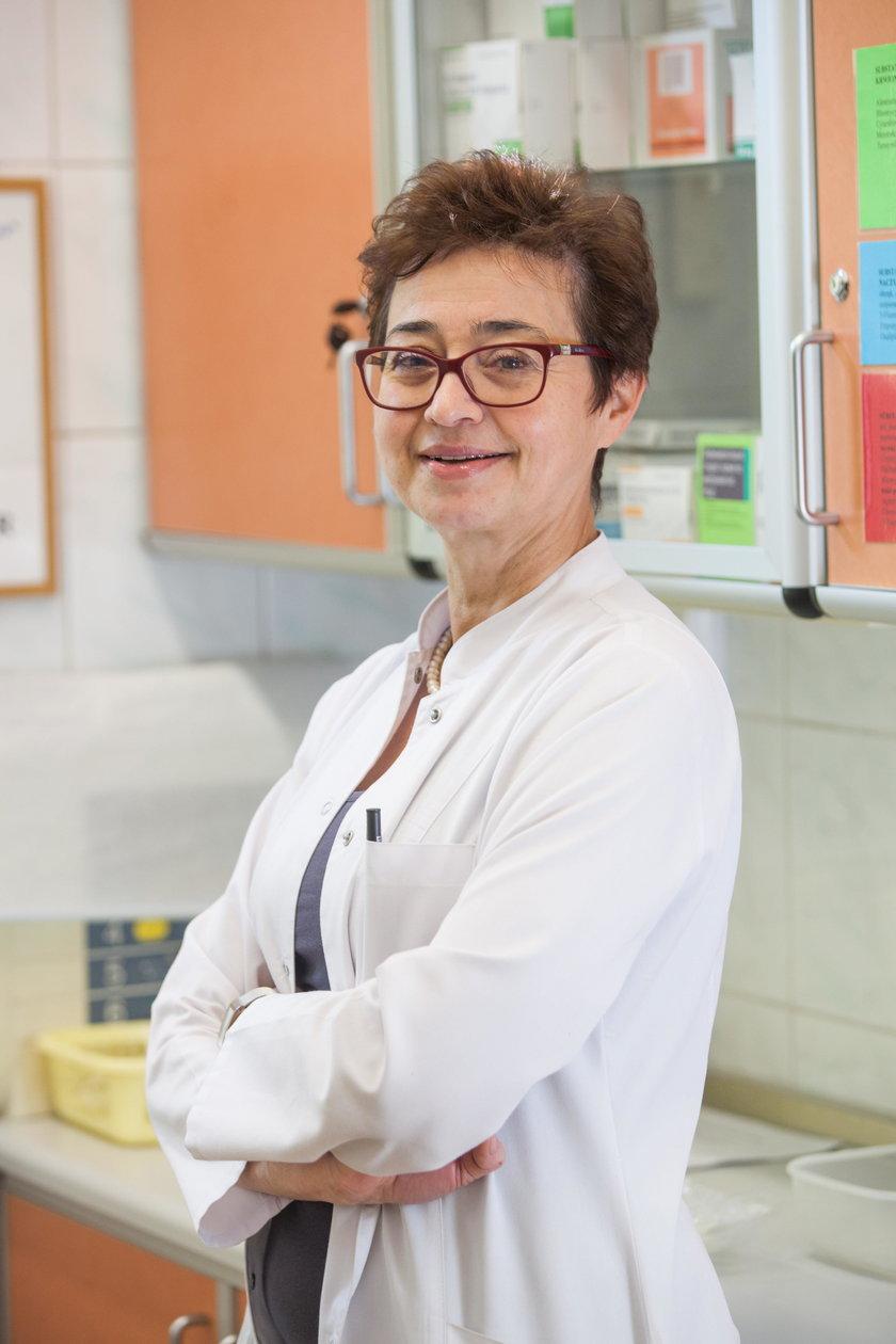 Leczenie dobieramy do zaawansowania choroby – mówi specjalista onkologii dr Barbara Radecka
