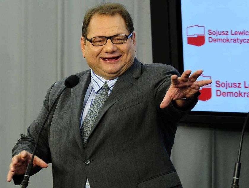 Ryszard Kalisz poseł SLD