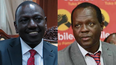 I was not elected by Tuju – DP Ruto on being locked out of Jubilee Headquarters