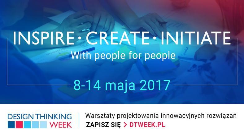 Festiwal Design Thinking Week 2017 – na rzecz zwiększenia zaufania społecznego