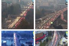 PETAK, ŠPIC, SLAVA - KOLAPS Velike gužve širom grada, taksisti tvrde da će biti JOŠ GORE