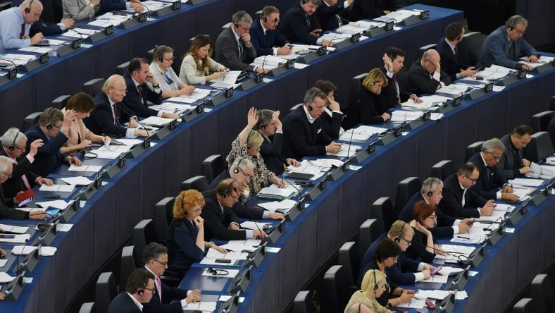 The European Parliament backed copyright reform, but tech giants don't like it