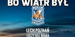 Internet śmieje się z Lecha Poznań! MEMY