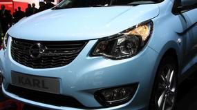 Opel Karl - nadchodzi nowy hit marki? (Genewa 2015)
