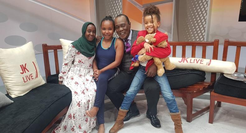 Leyla Mohammed, Wendy Waeni, Ellyanne Githae expose their deadbeat fathers during JKL interview