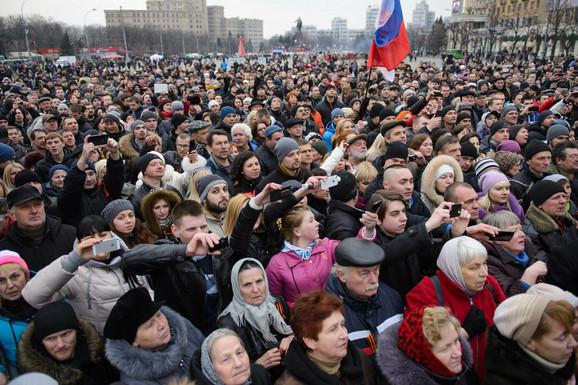 Demonstracije u Harkovu