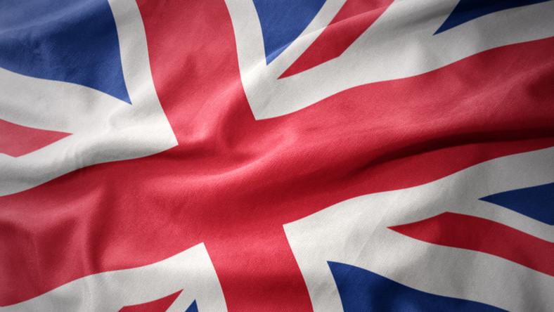 Wielka Brytania, Anglia, wyspy, flaga, kraj, państwo. / fot. Shutterstock