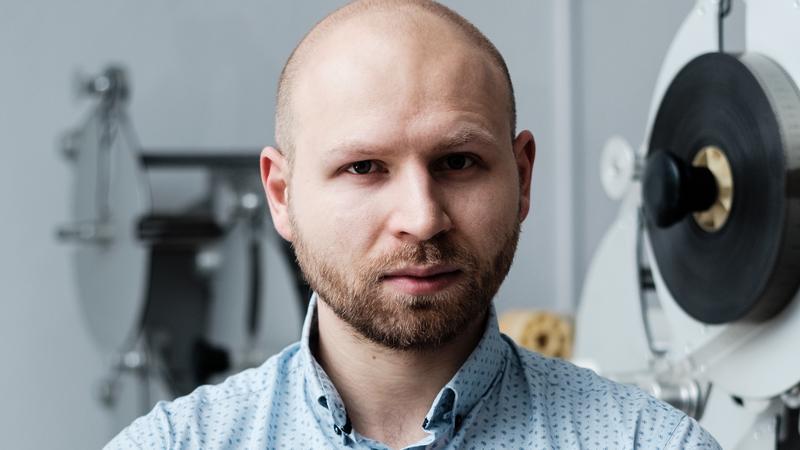 Grzegorz Rogowski (fot. Jakub Celej)