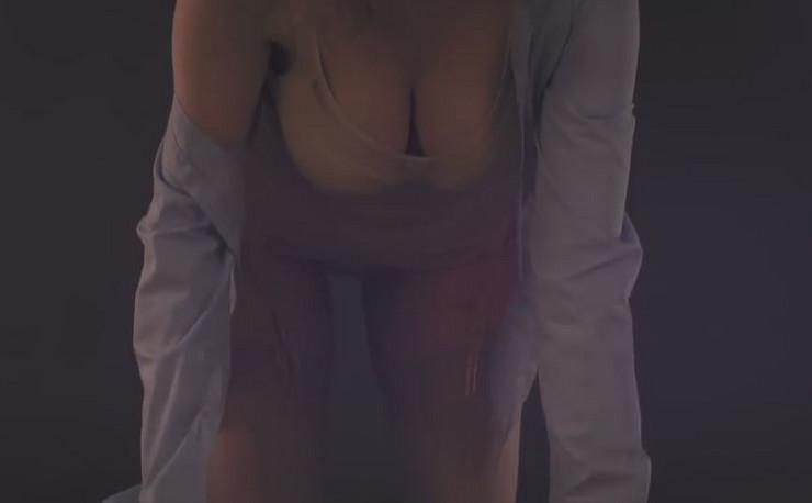 Scena iz spota za novu pesmu Sajsi MC