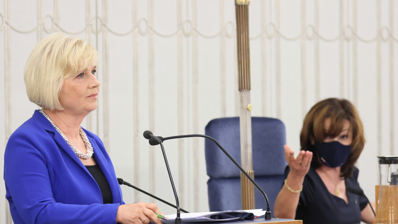 Lidia Staroń, Gabriela Morawska-Stanecka