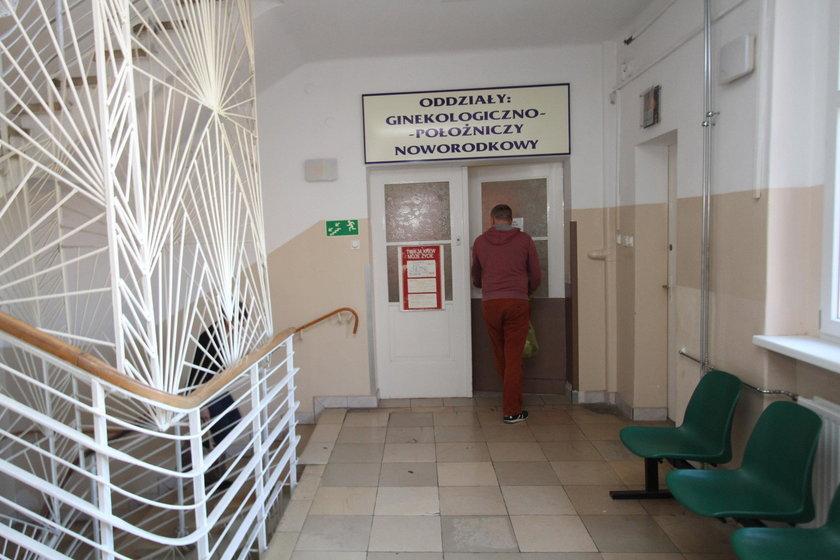 Porwali ze szpitala noworodka