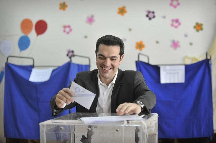 grecja wybory