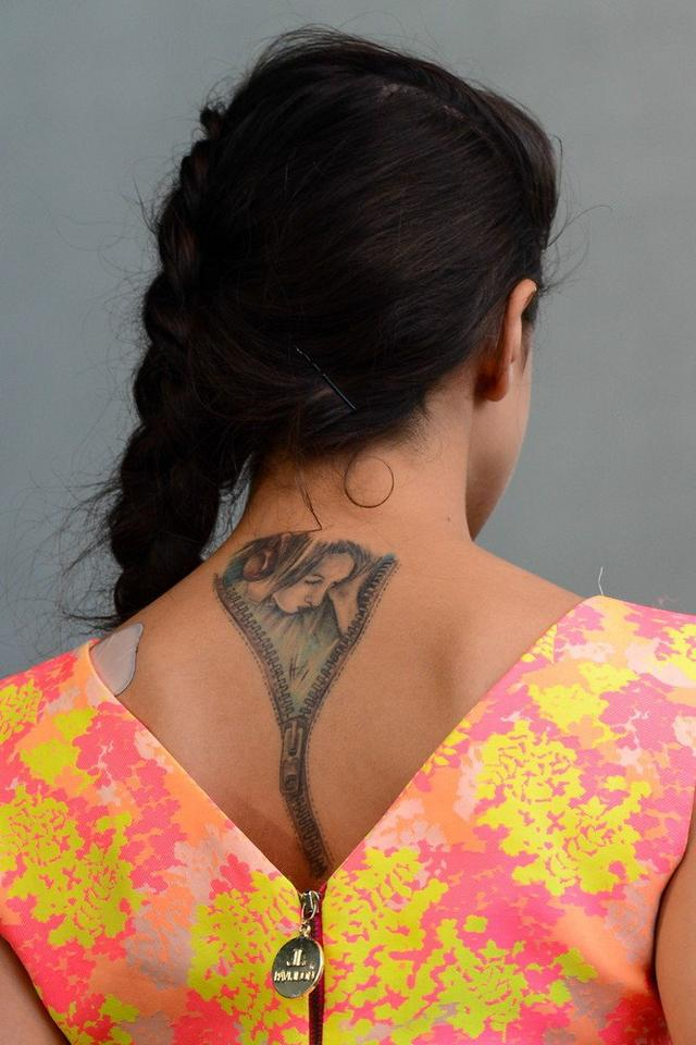 Maja Hyży Cała W Tatuażach Uroda