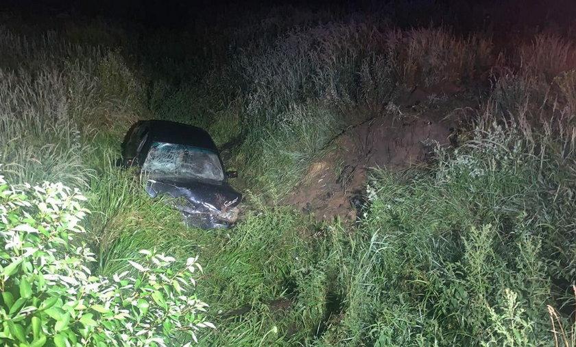 11-latek wiózł autem pijanego ojca. Zginął w wypadku.