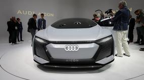IAA Frankfurt 2017: Concept Car Audi Aicon – bez kierownicy i pedałów