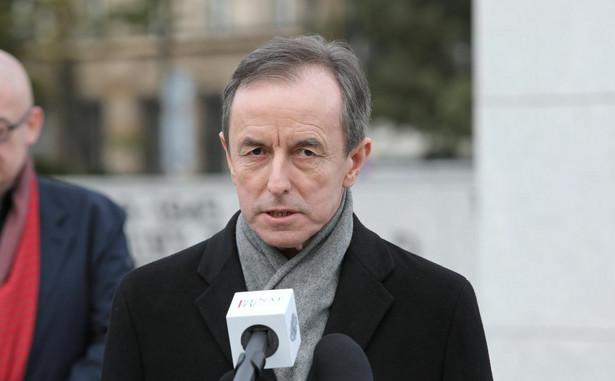 Tomasz Grodzki Senat Marszałek