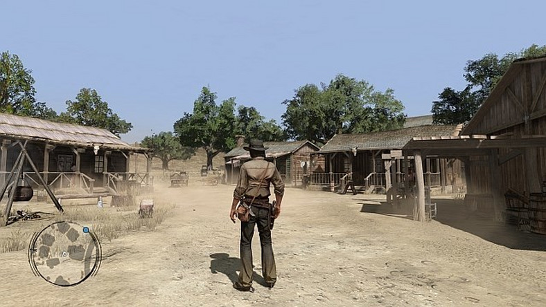 Red Dead Redemption zachwyca grafiką 4K na Xbox One X