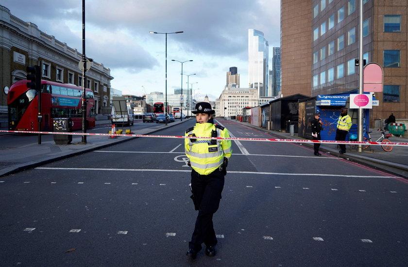 Zamach na London Bridge