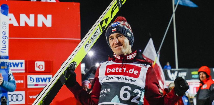 Kamil Stoch wygrał w Lillehammer. Polak liderem cyklu Raw Air!