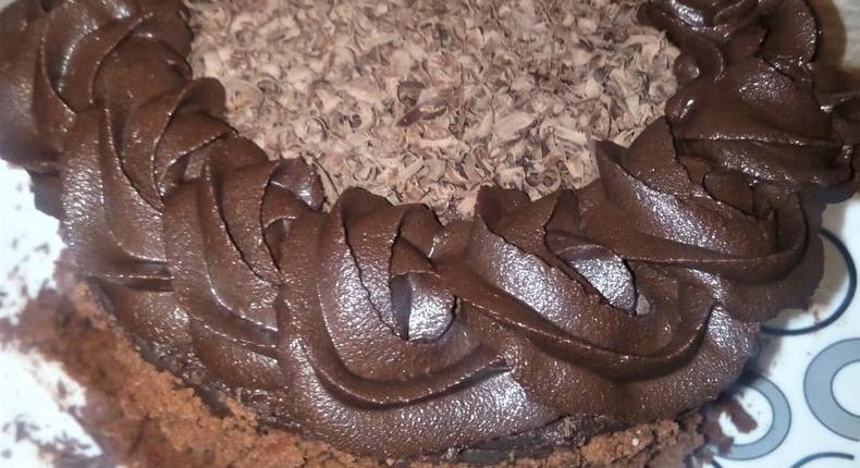 #RecipeWithAPulseliveTwist: Decadent Chocolate Fudge Cake with dark Chocolate Ganache