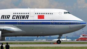 """Kary dla zagranicznych linii lotniczych """"oddzielających"""" Hongkong i Tajwan od Chin"""