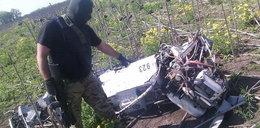 Ukraińcy zestrzelili superdrona Putina