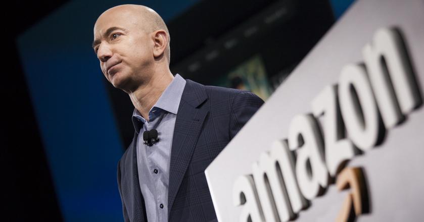 Jeff Bezos, prezes Amazona