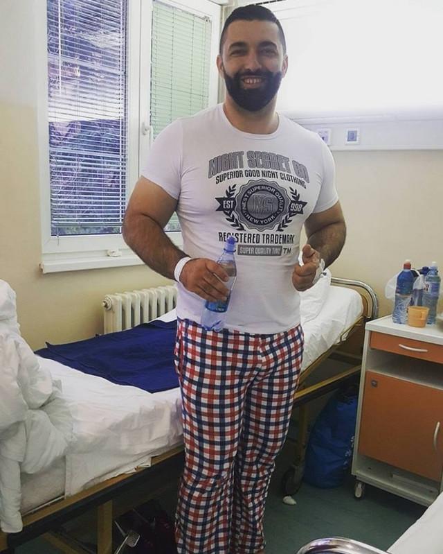 Asmir Kolašinac posle uspešnog oporavka