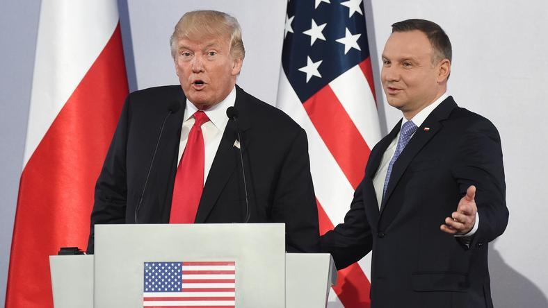 Choć rząd robi dobrą minę, relacje z USA od lat nie były tak napięte
