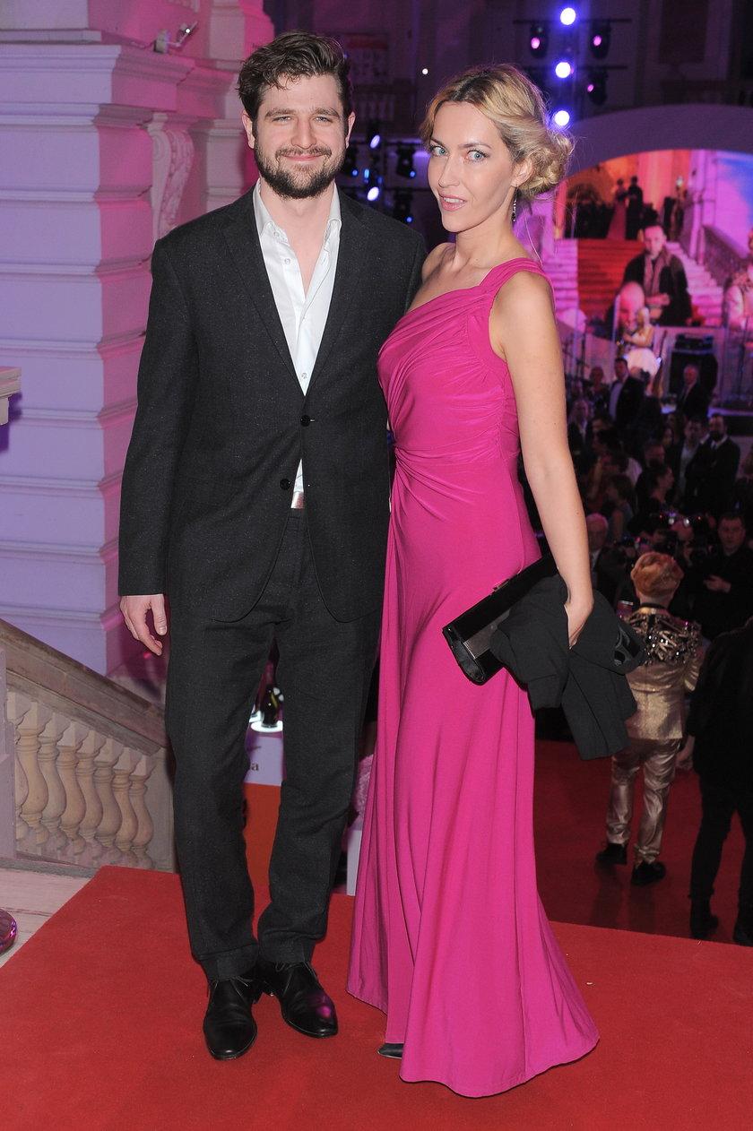 Magdalena Waligórska i Mateusz Lisiecki