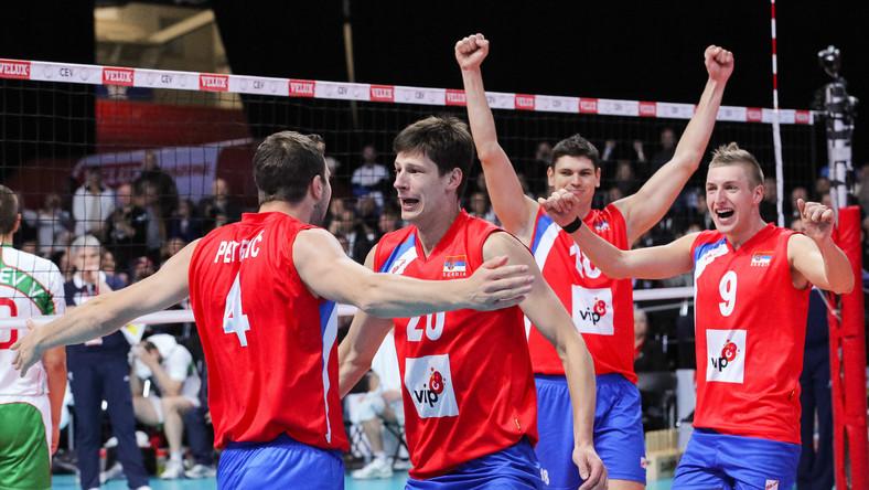 Serbowie zdobyli brązowy medal ME