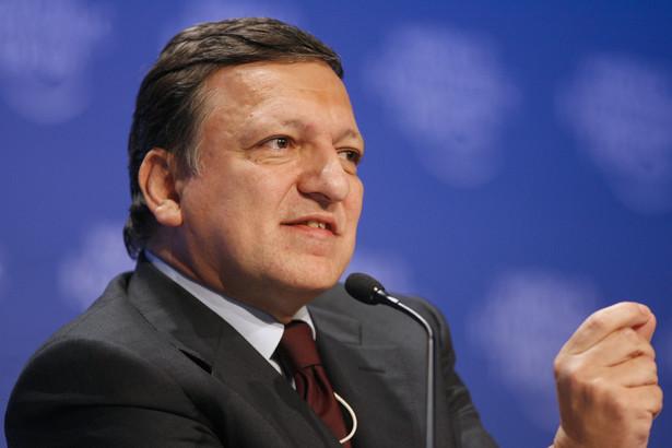 Szef Komisji Europejskiej Jose Manuel Barroso zapewnił, że Europa pamięta, że przemiany na kontynencie zaczęły się właśnie w Polsce 20 lat temu. Fot. Bloomberg