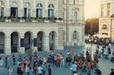 Vojvodjanski simfonijski orkestar na Trgu slobode