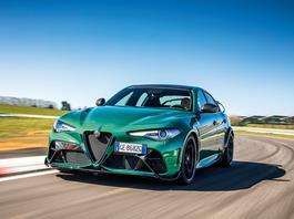"""Alfa Romeo Giulia GTAm – """"Alfa Piccante"""""""