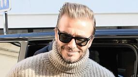 Beckham odwiedził kolegów w klubie Paris Saint-Germain