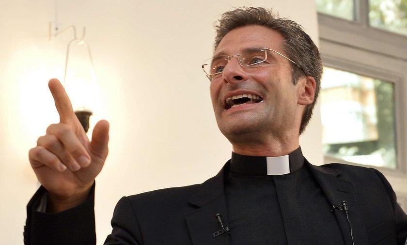 Charamsa obraził papieża bezczelną uwagą