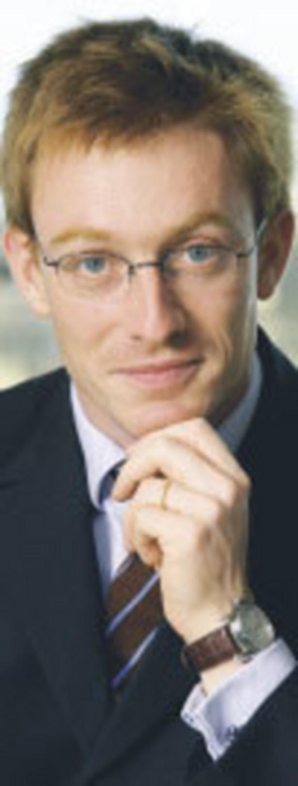 Julien Hollier, adwokat z Kancelarii Prawnej GLN
