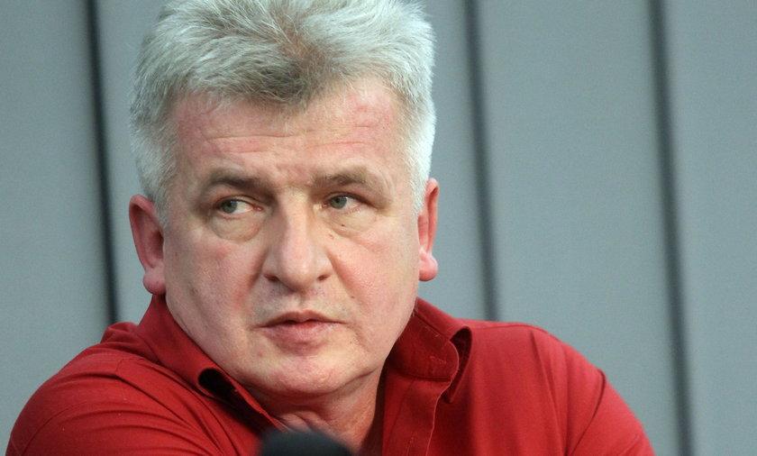 Piotr Ikonowicz.