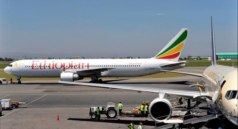 Ethiopian Airlines flight crashes near Addis Ababa