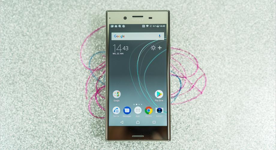 Sony Xperia XZ Premium im Test: ein echtes Glanzstück