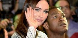 Megan Fox błyszczała jak choinka na premierze